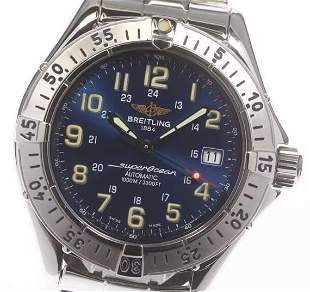 Breitling - SUPEROCEAN HéRITAGE - Automatic machinery