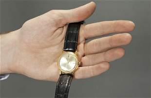 Poljot Soviet Men Wrist Watch Alarm Signal Vintage