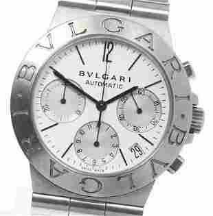 BVLGARI - Diagono series-automatic machinery- Men