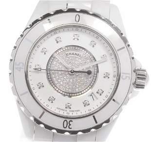 Chanel - Ceramic diamond - automatic machinery - Women