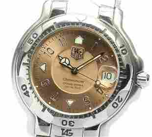 Tag Heuer - Model 6000 - automatic machinery - Men