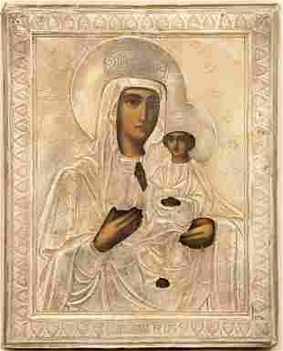 Our Lady of Ozeran (Ozeranskaja)