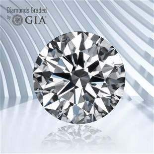 0.87 ct, Color F/VS1, Round cut GIA Graded Diamond