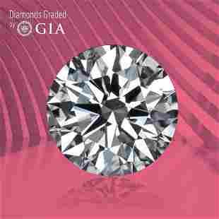 1.35 ct, Color E/VS2, Round cut GIA Graded Diamond