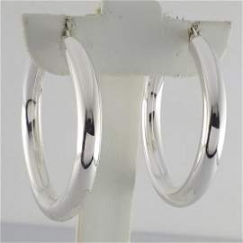 925 Sterling Silver - Earring