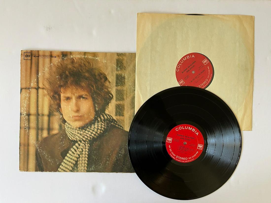 Bob Dylan – Blonde On Blonde VARIANT