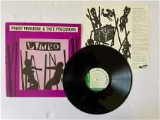 Phast Phreddie & Thee Precisions – Limbo