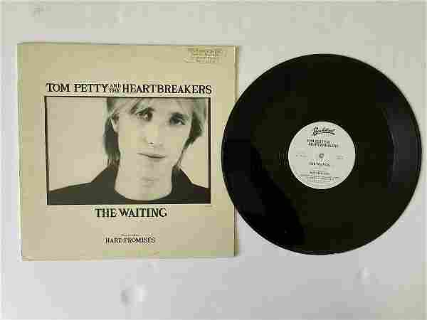 DJ PROMO Tom Petty And The Heartbreakers – The Waiting