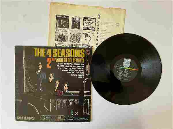 The 4 Seasons – 2nd Vault Of Golden Hits