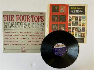 The Four Tops – Greatest Hits
