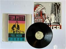 RARE DJ PROMO Tom Petty – Full Moon Fever