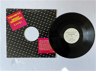 DJ PROMO Tom Petty And The Heartbreakers – Pack Up The