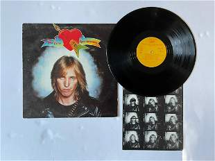 RARE Tom Petty And The Heartbreakers – Tom Petty And
