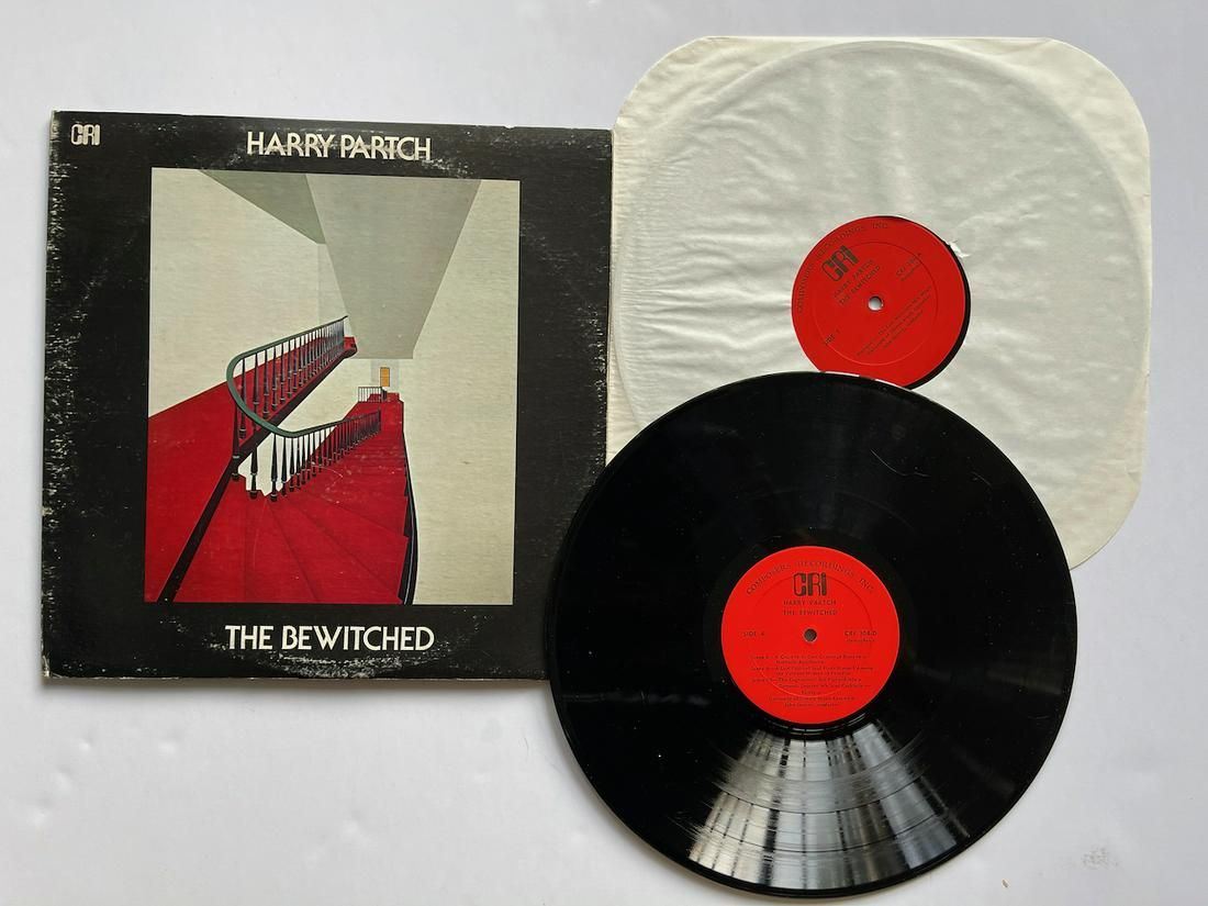Harry Partch – The Bewitched A Dance Satire By Harry