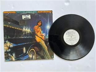 DJ PROMO - Gram Parsons / The Flying Burrito Bros –