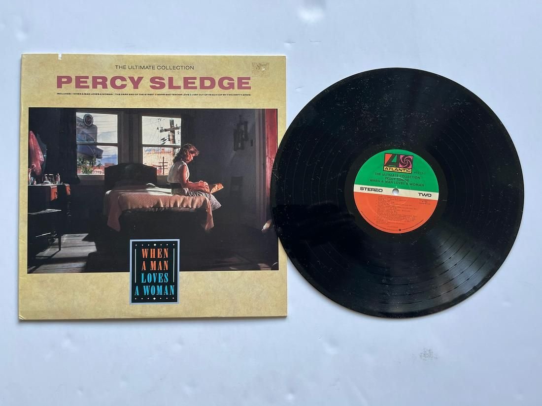 Percy Sledge – The Ultimate Collection - When A Man