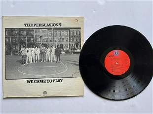 The Persuasions – We Came To Play