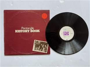 Pentangle – History Book IMPORT