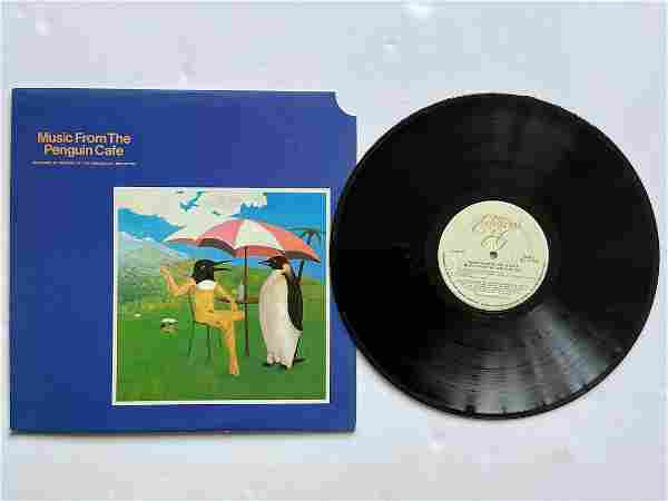 DJ PROMO Penguin Cafe Orchestra – Music From The