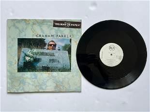 DJ PROMO Graham Parker – Big Man On Paper