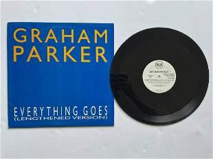 DJ PROMO Graham Parker – Everything Goes (Lengthened