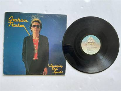 Graham Parker And The Rumour – Squeezing Out Sparks