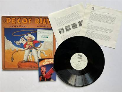 DJ PROMO - Ry Cooder – Pecos Bill
