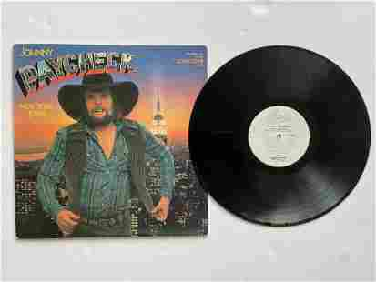 DJ PROMO Johnny Paycheck – New York Town
