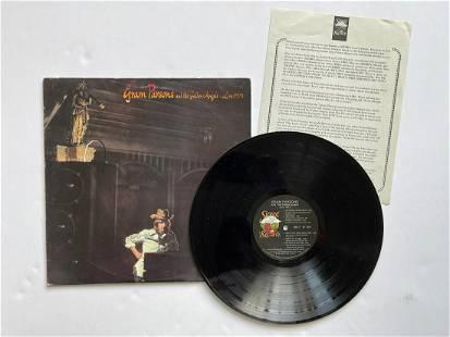Gram Parsons & The Fallen Angels – Live 1973
