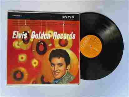 Elvis Presley – Elvis' Golden