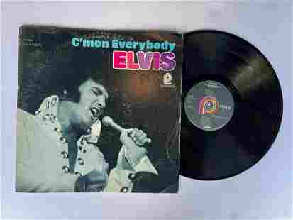 Elvis* – C'mon Everybody
