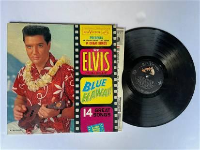 Elvis Presley – Blue Hawaii