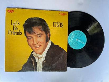 Elvis* – Let's Be Friends