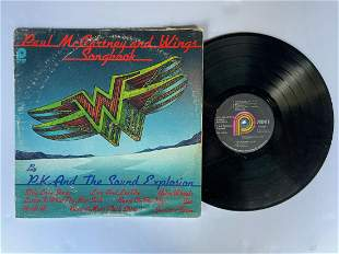 P.K. And The Sound Explosion – Paul McCartney And The