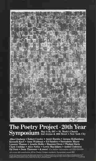 Jasper Johns: Alphabets