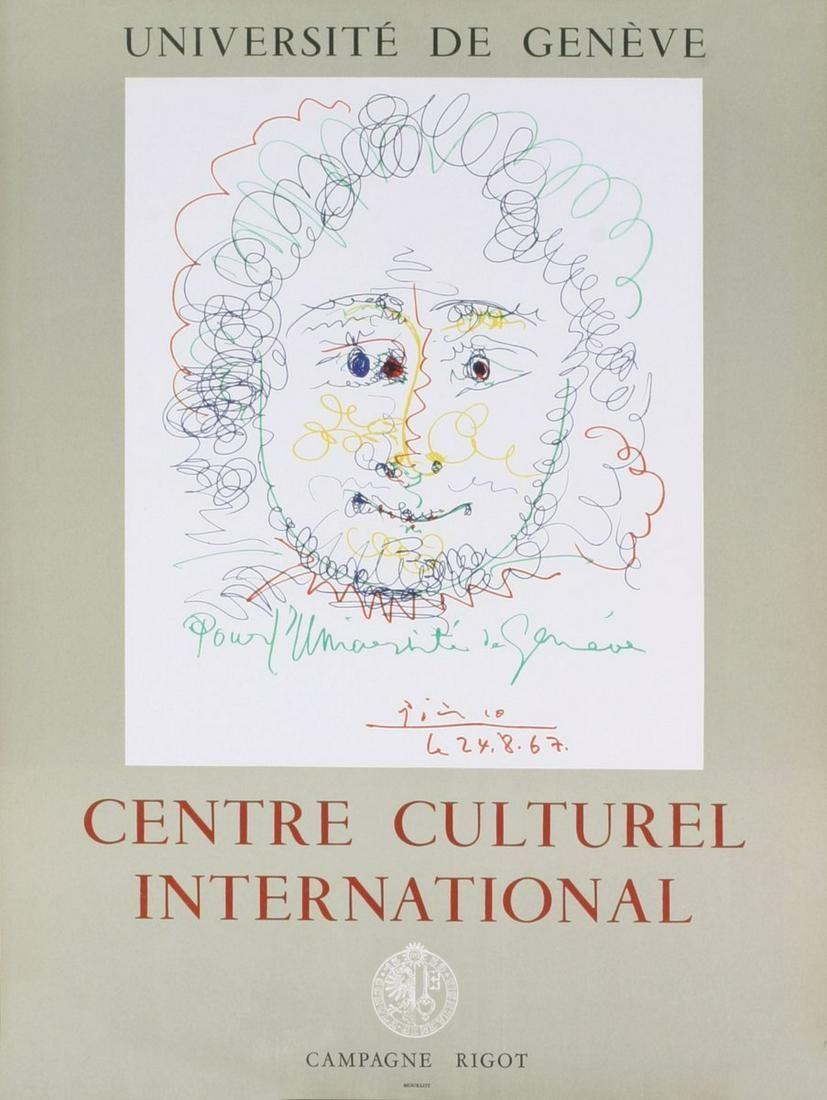 Pablo Picasso: Centre Culturel International
