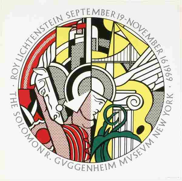 Roy Lichtenstein: Guggenheim Museum