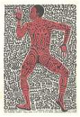 Keith Haring: Into 1984 - Tony Shafrazi Gallery