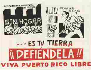 Black Cat Collective: Liberation of Puerto Rico Panel 4