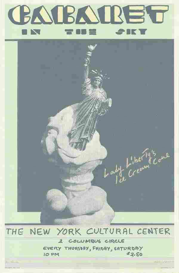 John Loring: Liberty Cone