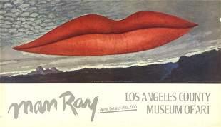 Man Ray: Lips