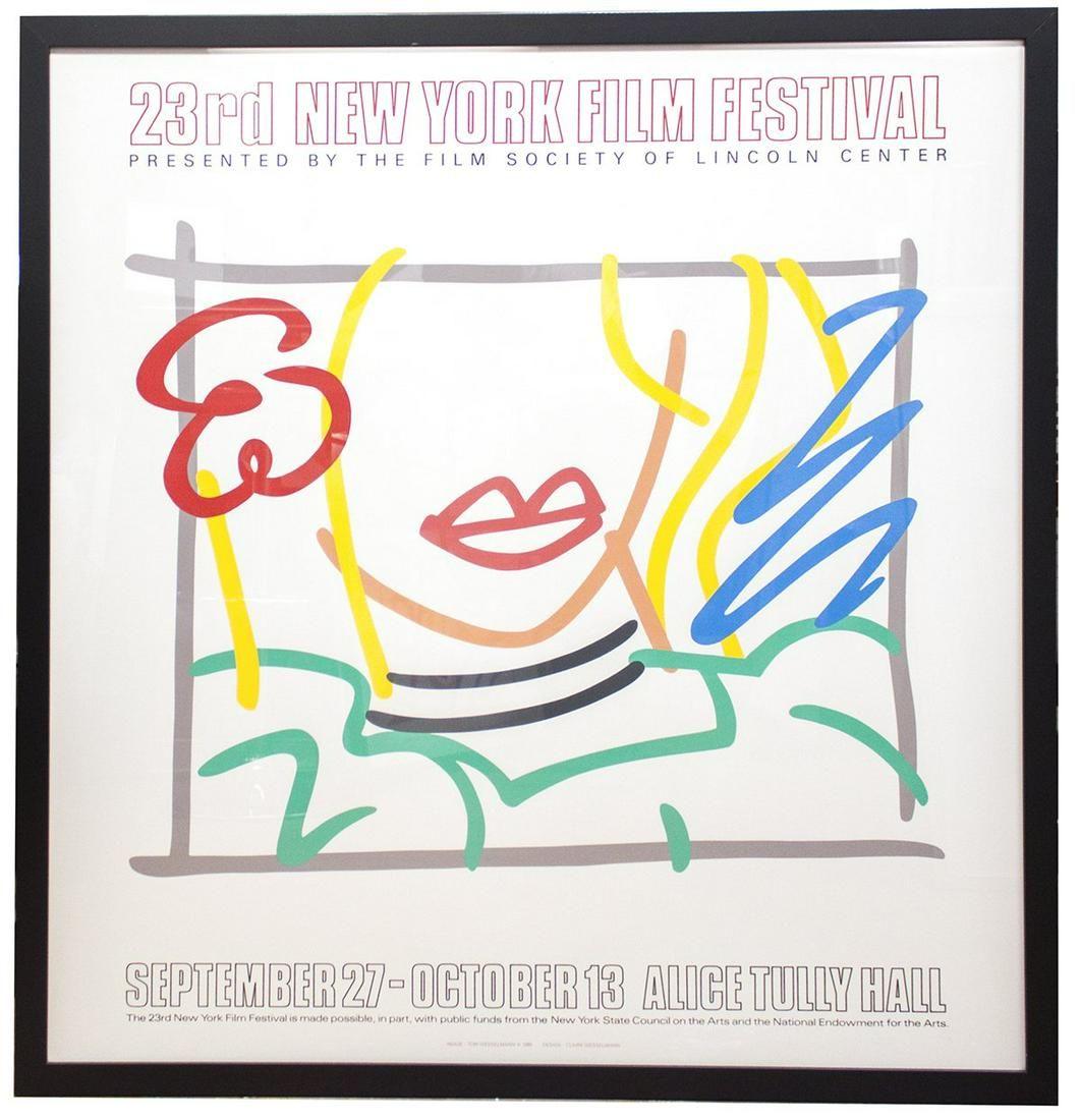 Tom Wesselmann: Monica, 23rd New York Film Festival