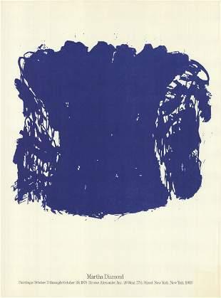 Martha Diamond: Paintings