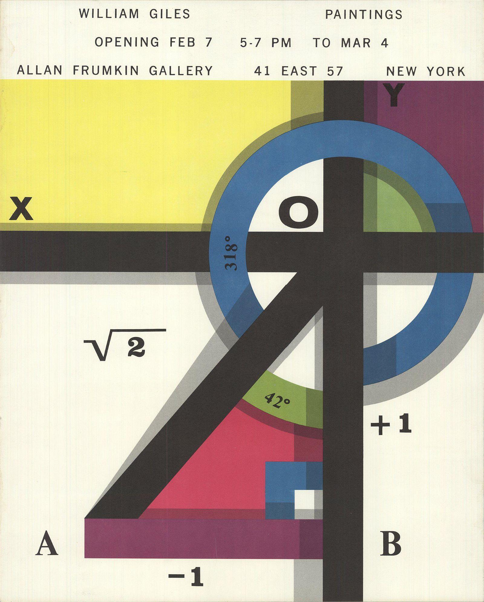 William Giles: Paintings
