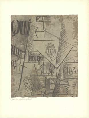 Pablo Picasso: Papiers Colles