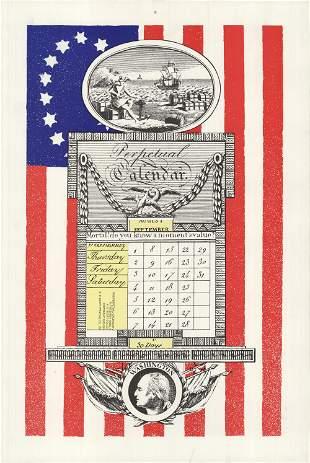 Unknown: Perpetual Calendar