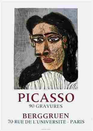 Pablo Picasso: Portrait of Dora Maar
