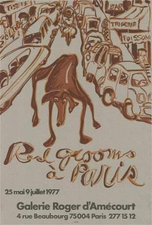 Red Grooms: Red Grooms in Paris