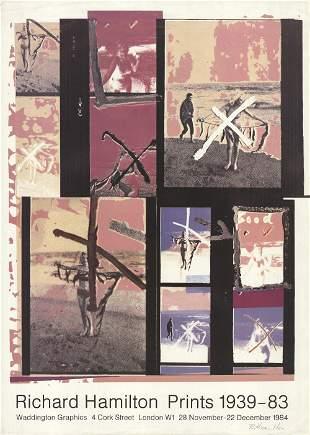 Richard Hamilton: Richard Hamilton Prints 1939-83