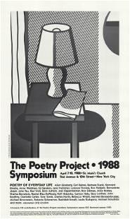 Roy Lichtenstein: Still Life with Table Lamp